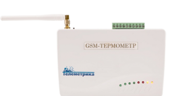GSM Thermometer